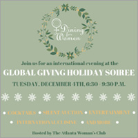 Global Giving Holiday Soiree